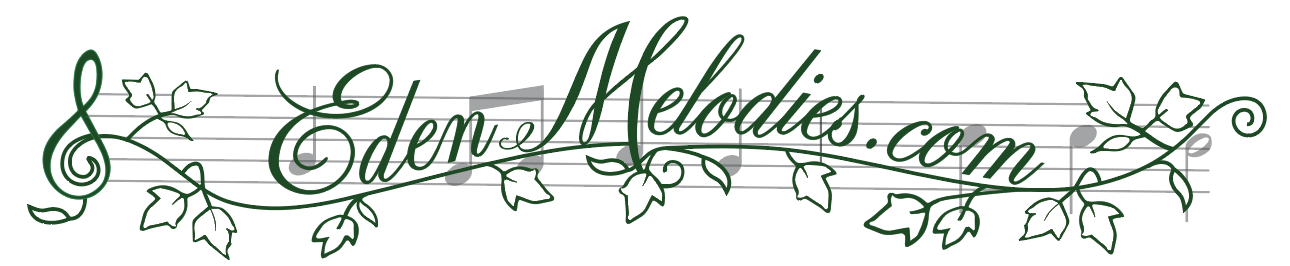Eden Melodies Music of the Plants Authorized in USA