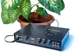 U1 Bundled speci3al including external speaker PLUS rechargeable battery kit, and a copy THE MUSIC OF THE PLANTS book included